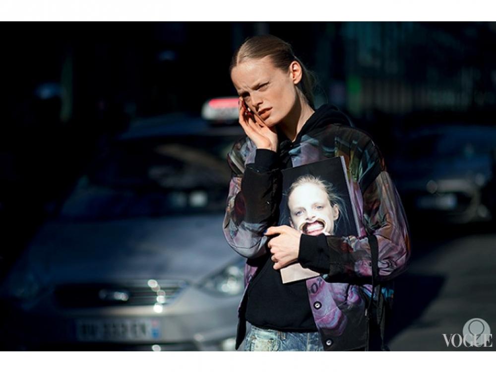Модель Ханна Габи Одиеле, Нью Йорк