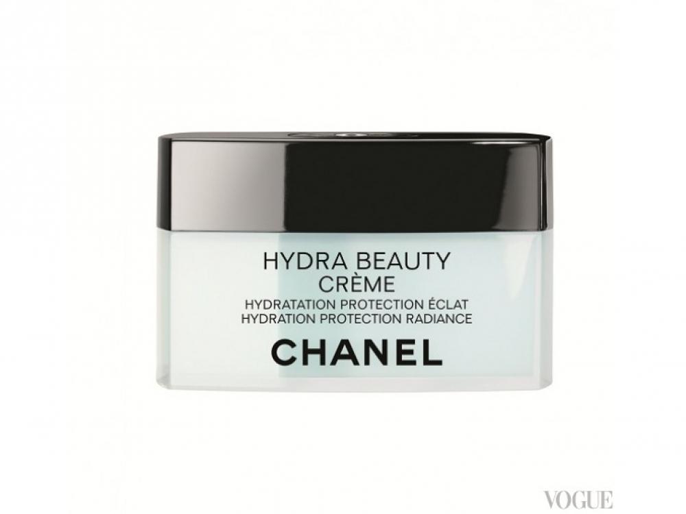 Увлажняющий крем для сияния и защиты кожи Hydra Beauty Cr?me, Chanel