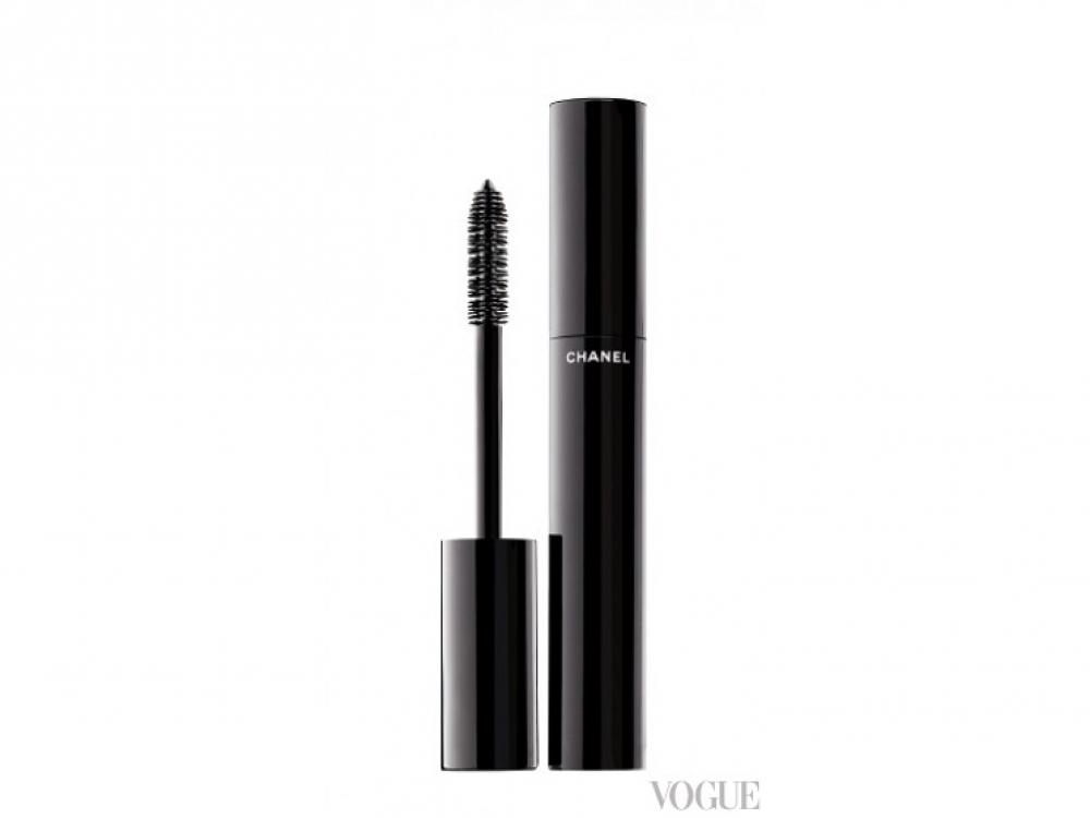 Водостойкая тушь Le Volume de Chanel Waterproof, N°10 Noir, Chanel