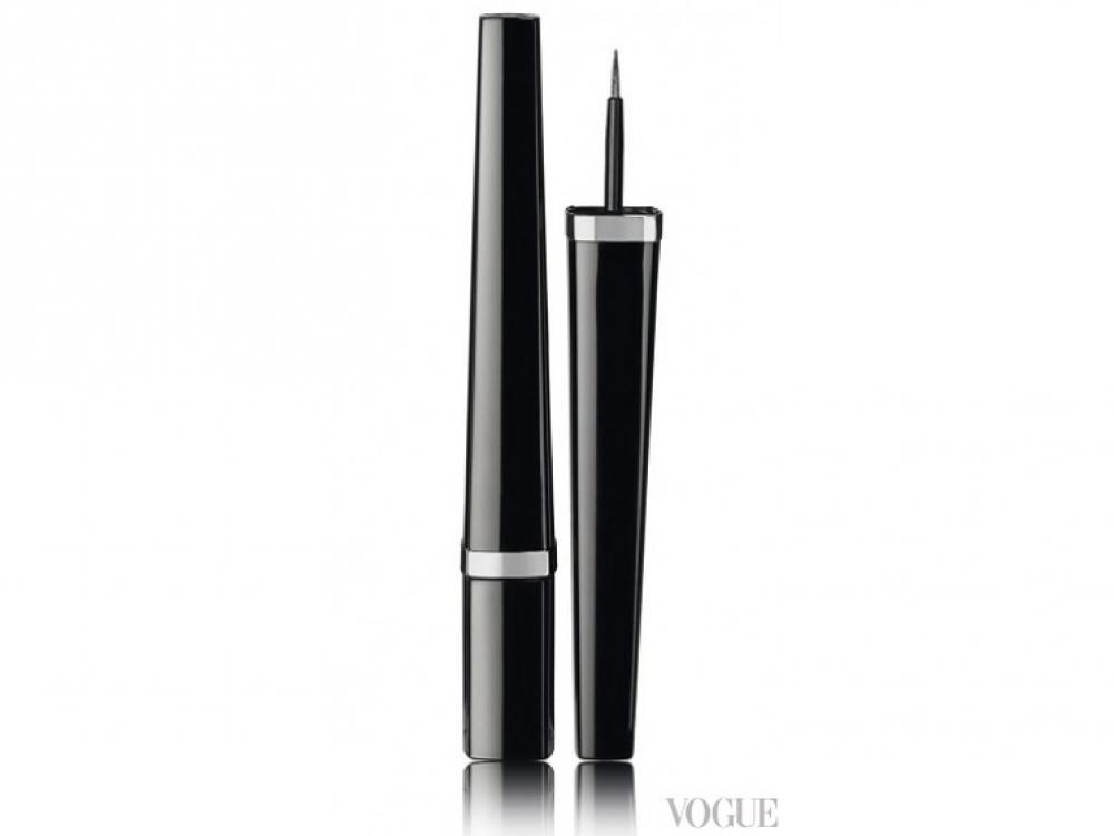 Лайнер Ligne Graphique De Chanel,  №10 Noir-Noir, Chanel