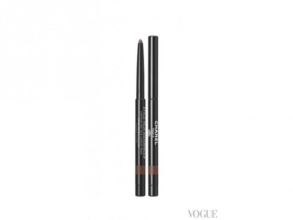Водостойкий карандаш Stylo Yeux Waterproof, №911 Ambre Dore, Chanel