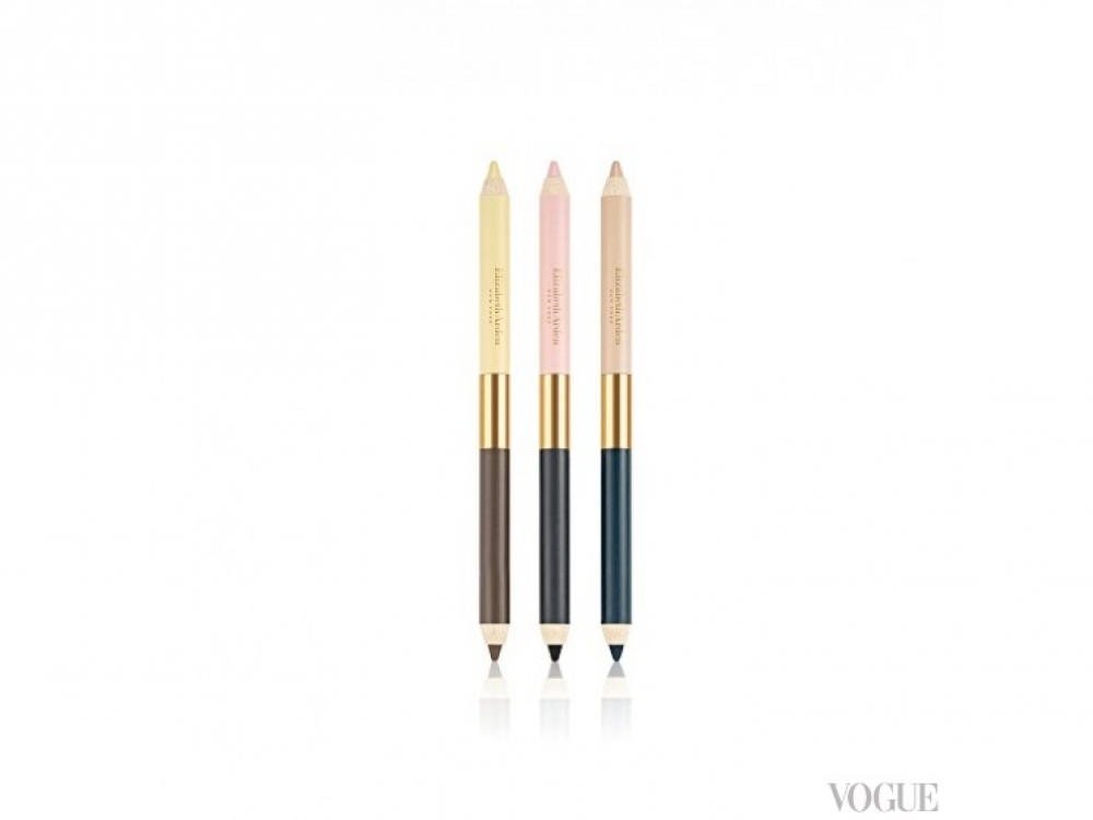 Карандаши Beautiful Color Define and Highlight Eyeliner Duo, Midnight Sale, Elizabeth Arden