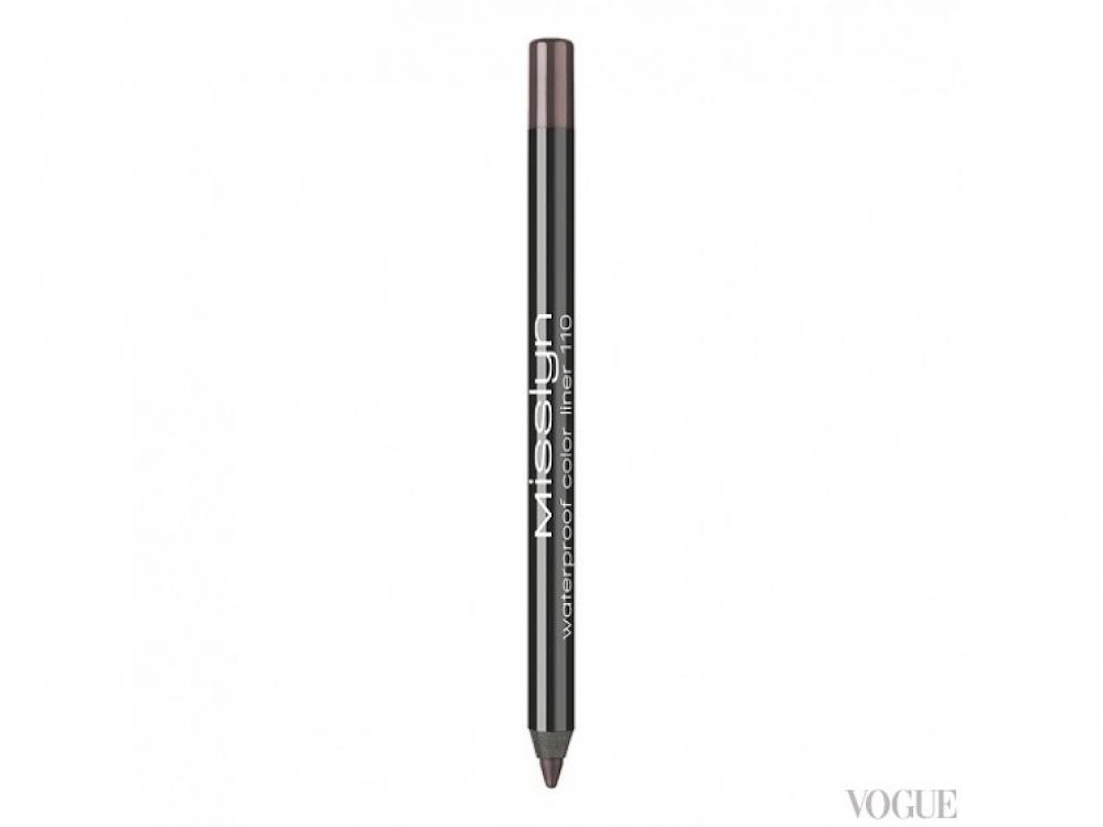 Водостойкий карандаш Waterproof Color Liner, №200, Misslyn