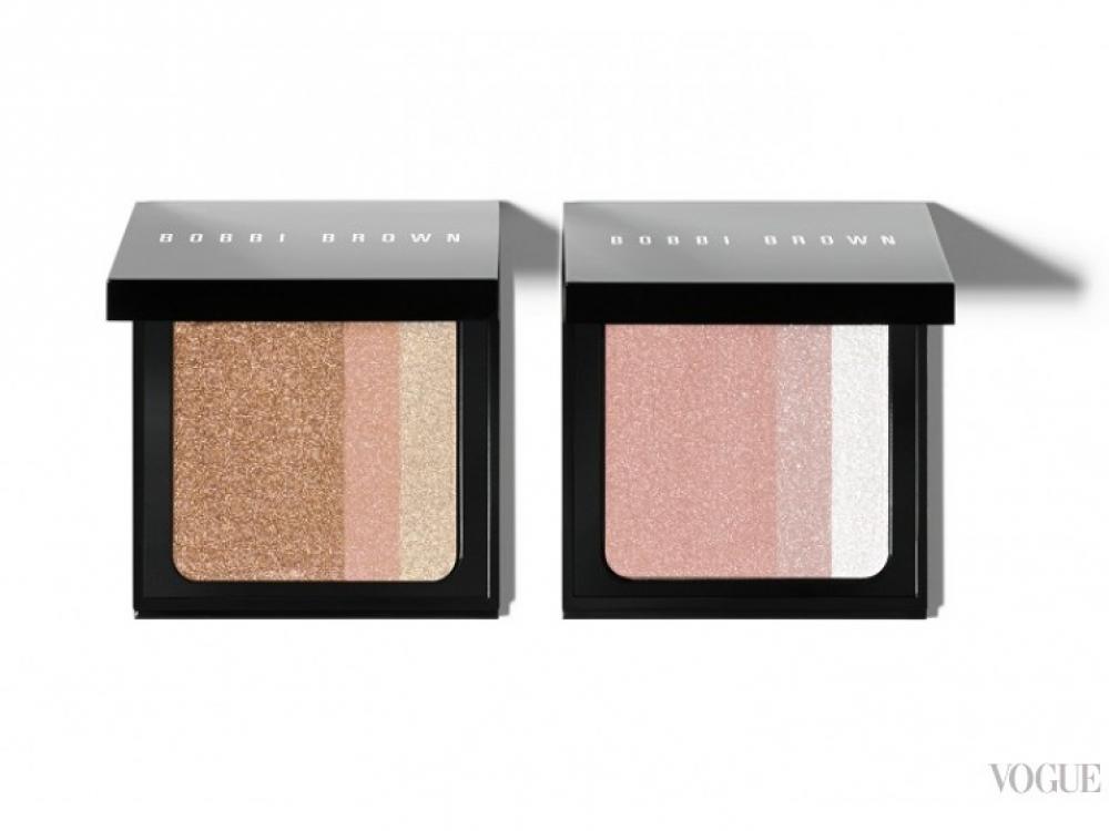 Румяна, придающие сияние, Brightening Blush (лимитированный выпуск), оттенки: Bronze, Pink