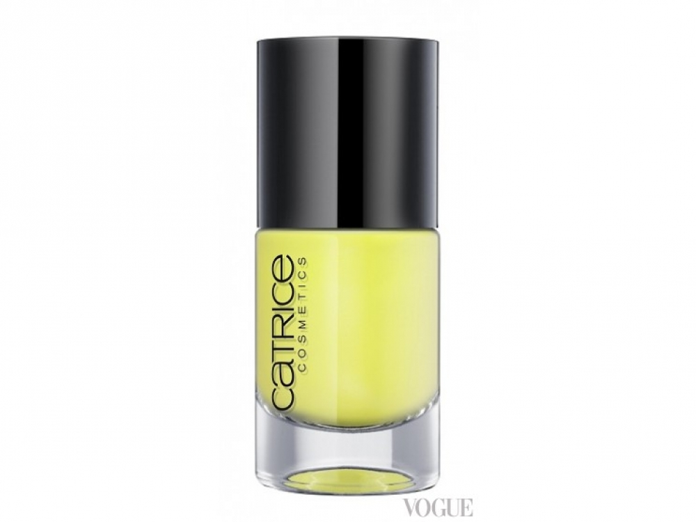 Лак для ногтей Ultimate Nail Lacquer 12 Walk The Lime, Catrice