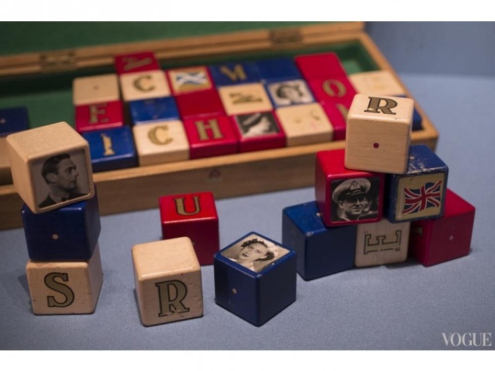 Набор строительных кубиков принца Чарльза