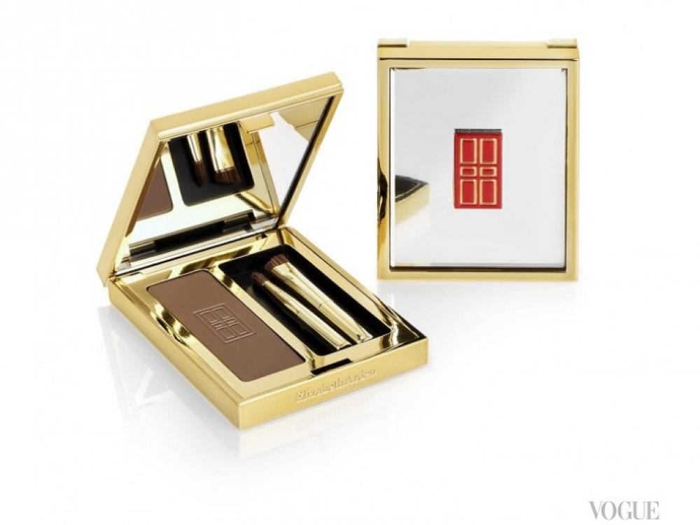 Тени для бровей Beautiful Color Brow Shaper & Eyeliner, Elizabeth Arden