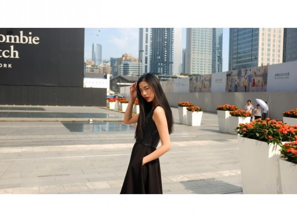 |Показ Ksenia Schnaider осень-зима 2014/2015 в Китае