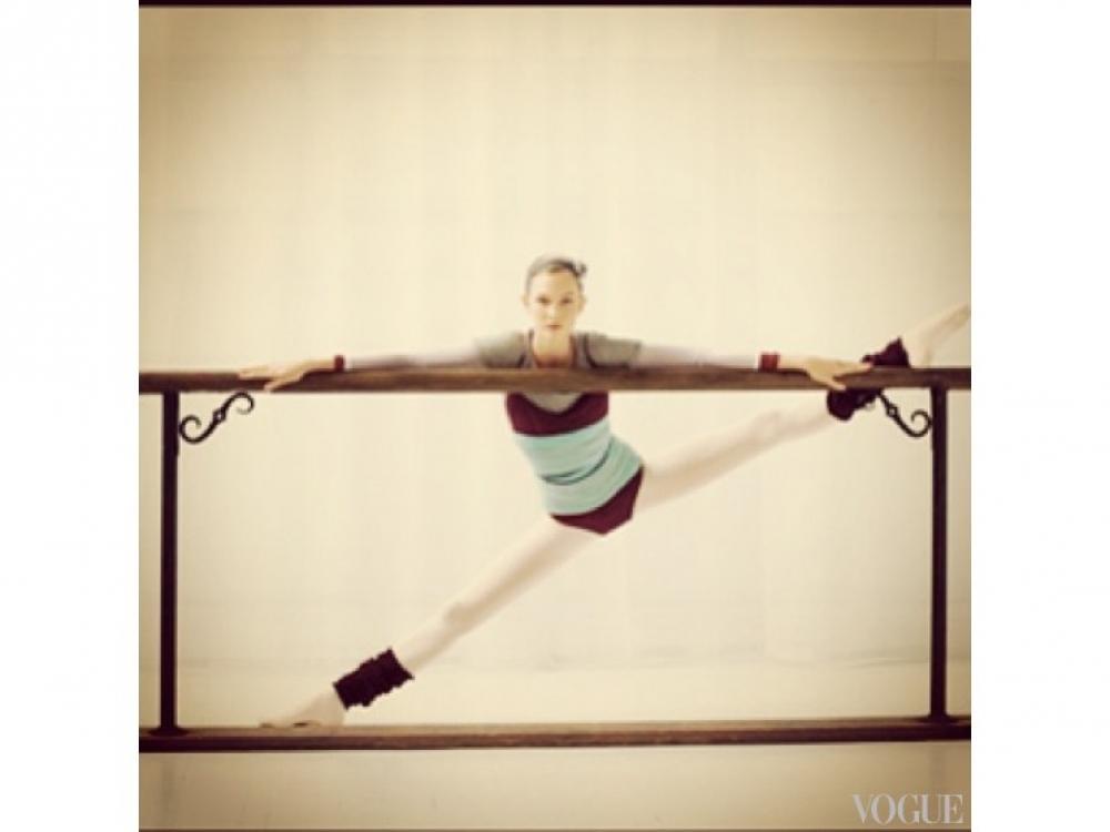 |Карли Клосс фигура, тренировки, балет