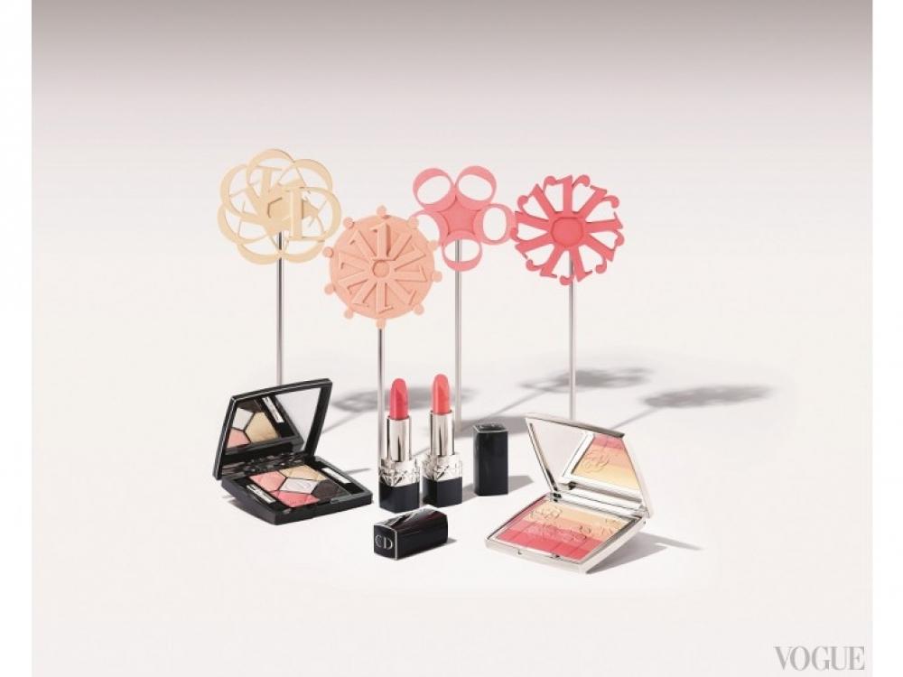 Коллекция макияжа Dior Omotesando