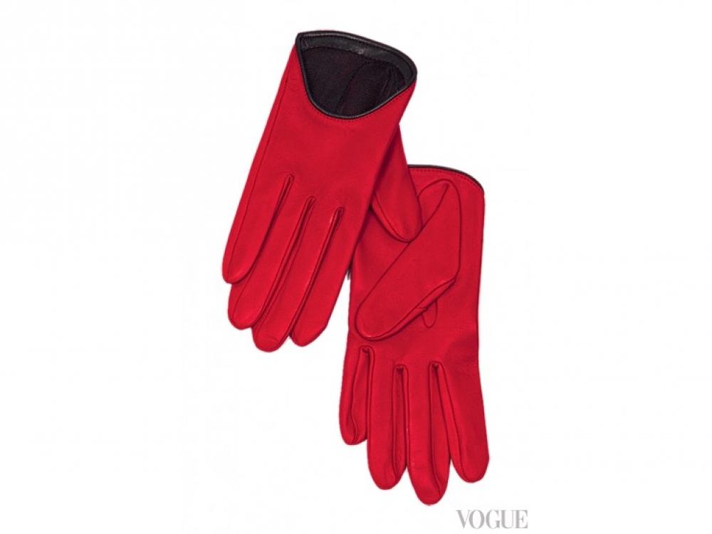 Кожаные перчатки, Rag & Bone