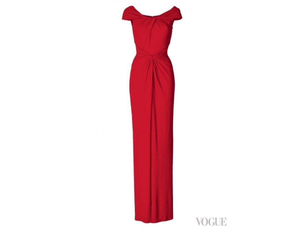 Платье из вискозы, Michael Kors