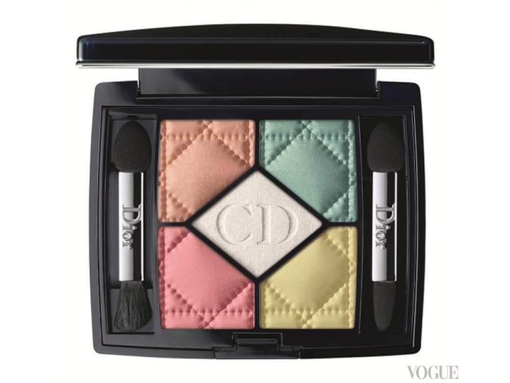 пятицветный набор для макияжа № 676 Candy Choc, Dior