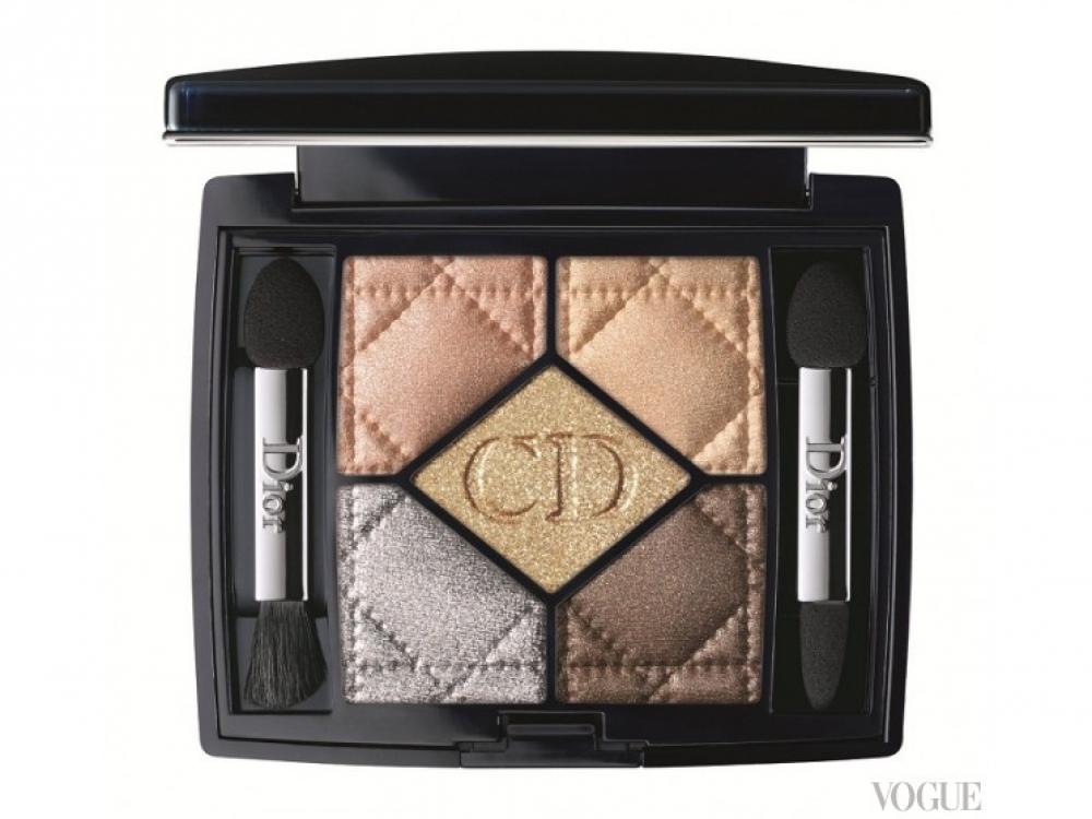 Пятицветный набор теней 566 Versailles, Dior