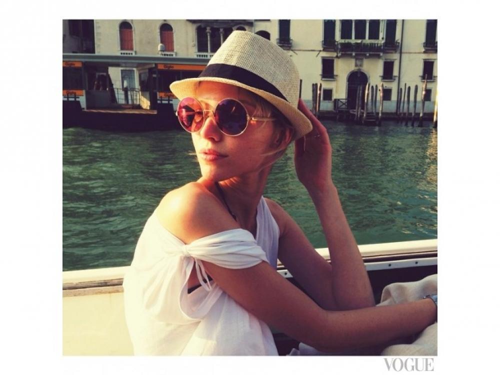 Саша Лусс в Венеции