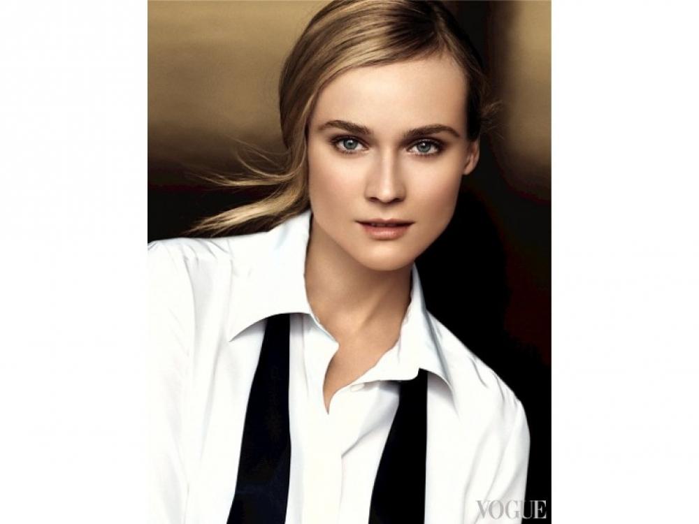 Диана Крюгер, лицо Chanel