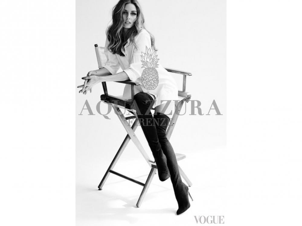|Оливия Палермо для Aquazzura