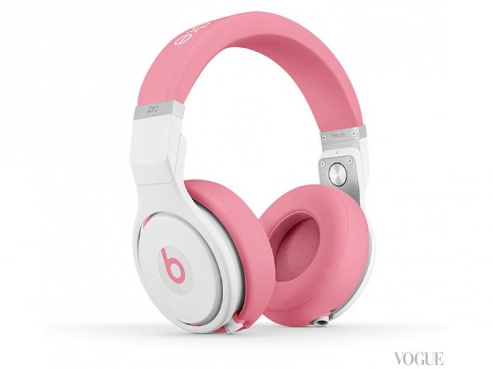 Наушники Beats PRO by Dr. Dre Nicki Pink.