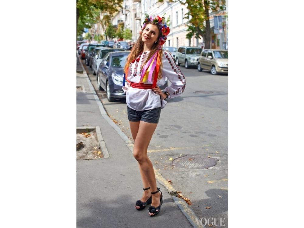 Streetstyle: День независимости в Киеве
