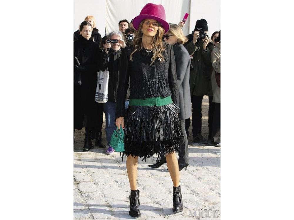 Креативный директор японского Vogue Анна Делло Руссо