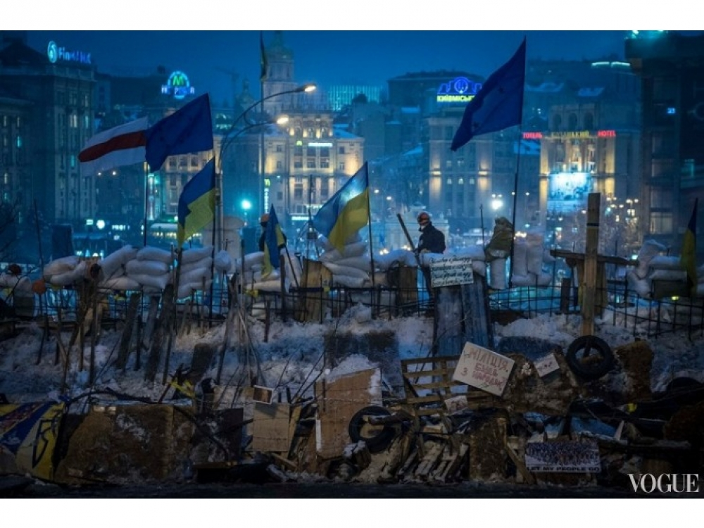 """Майдан"", режиссер Сергей Лозница"