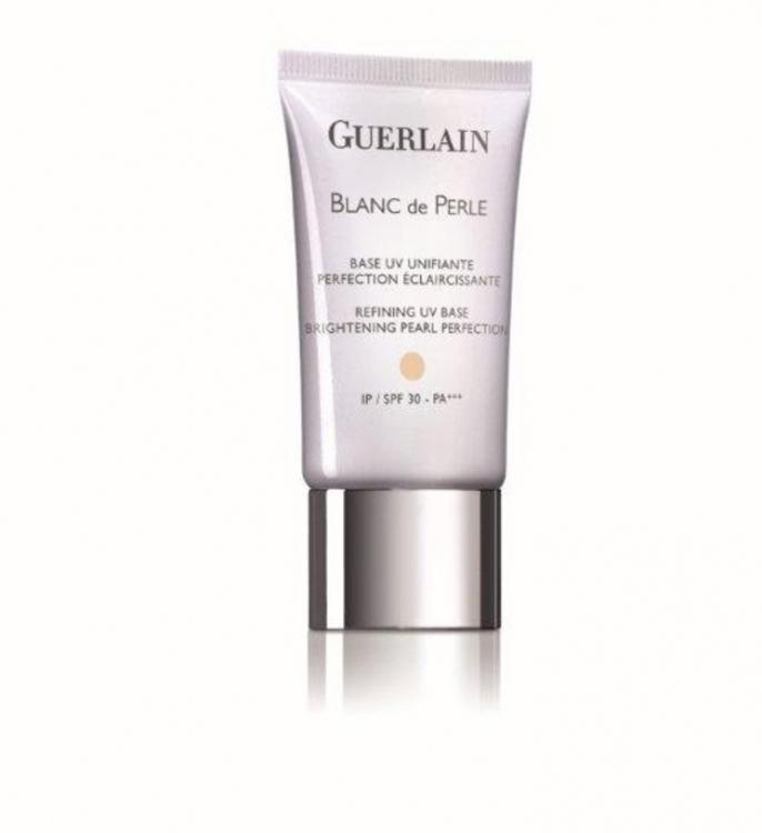 Осветляющая база под макияж с защитой от солнца Brightening Pearl Perfection SPF30, PA+++, Guerlain