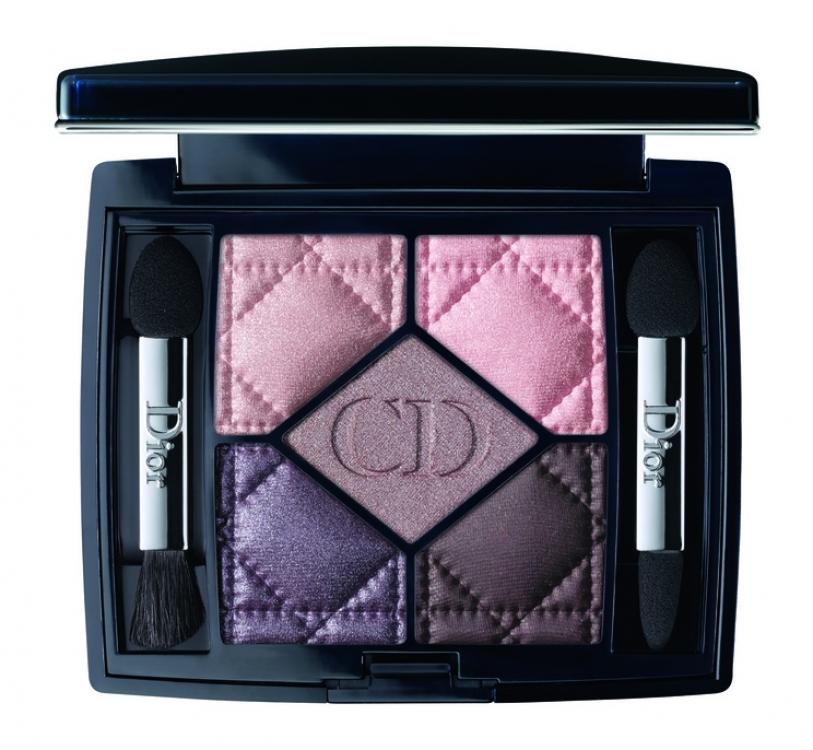 Пятицветный набор теней 5 Couleurs 156 Femme-Fleur, Dior