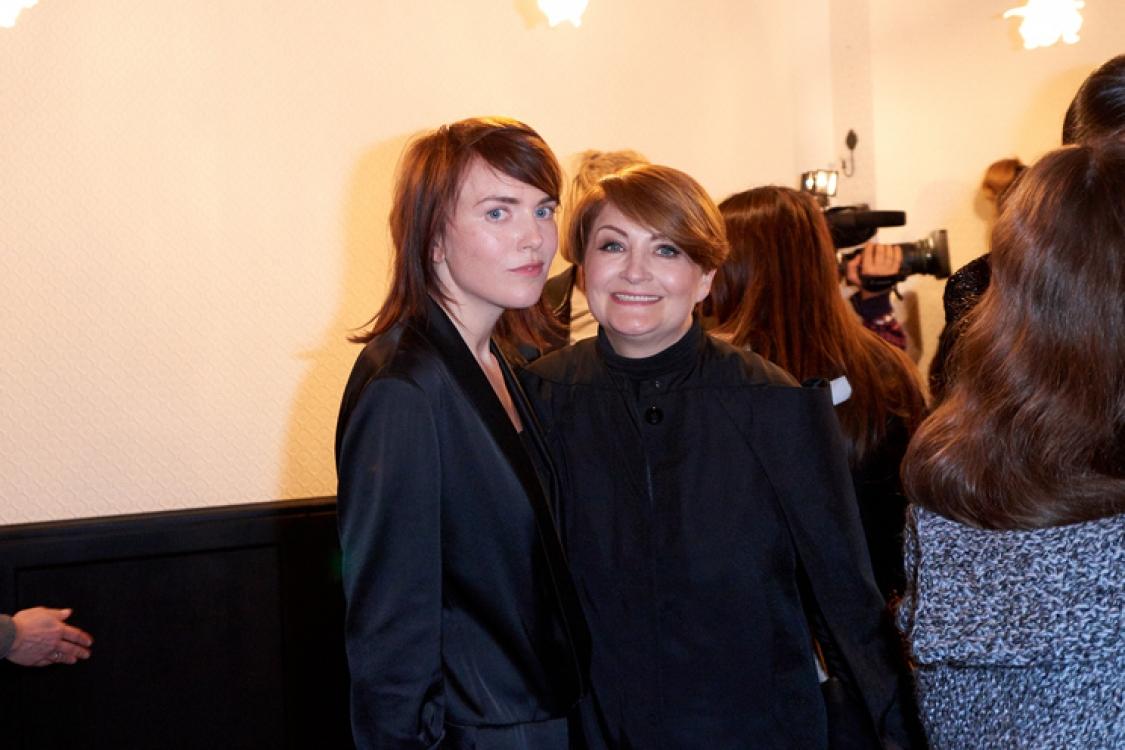Лилия Литковская и Ирина Данилевская