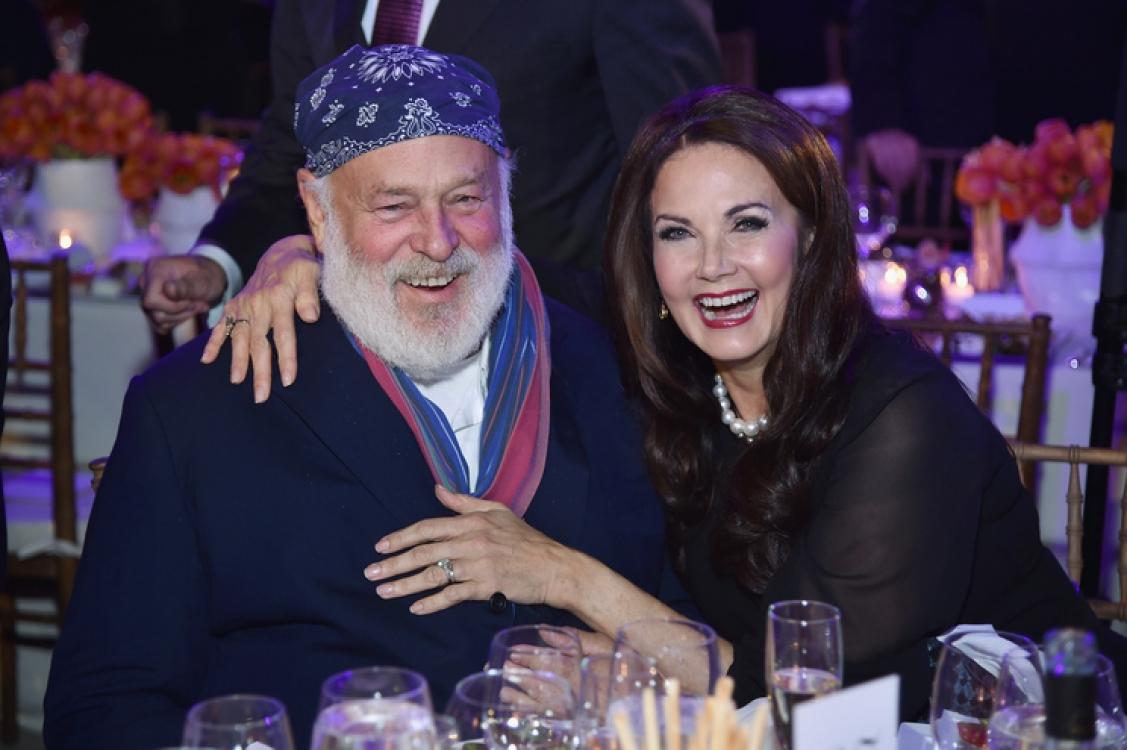 Брюс Вебер и Линда Картер