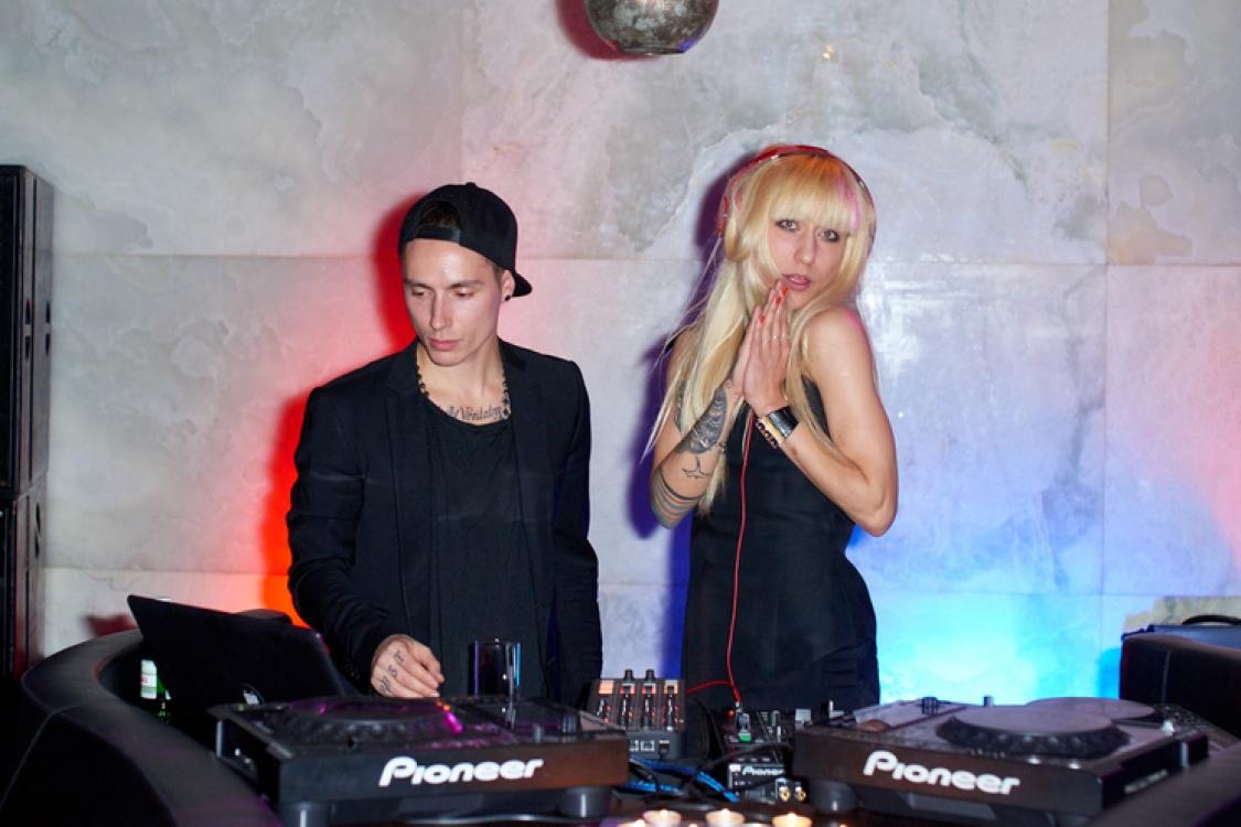 Daniel Joy и Валерия Ковальская