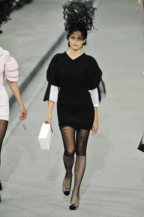 4. Chanel, весна-лето – 2009
