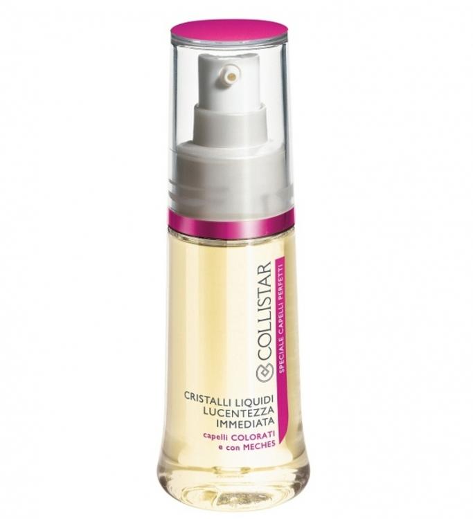 Сыворотка для блеска волос Liquid Crystals, Collistar