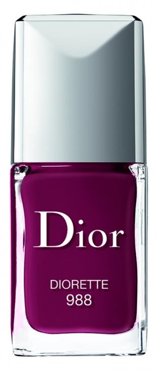 Лак для ногтей, №988 Diorette, Dior
