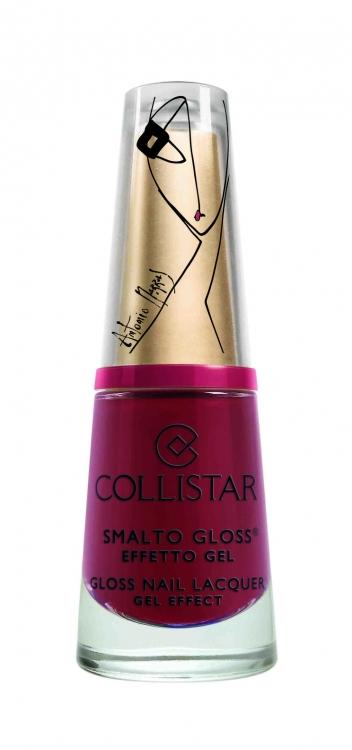Лак для ногтей с эффектом геля, Collistar