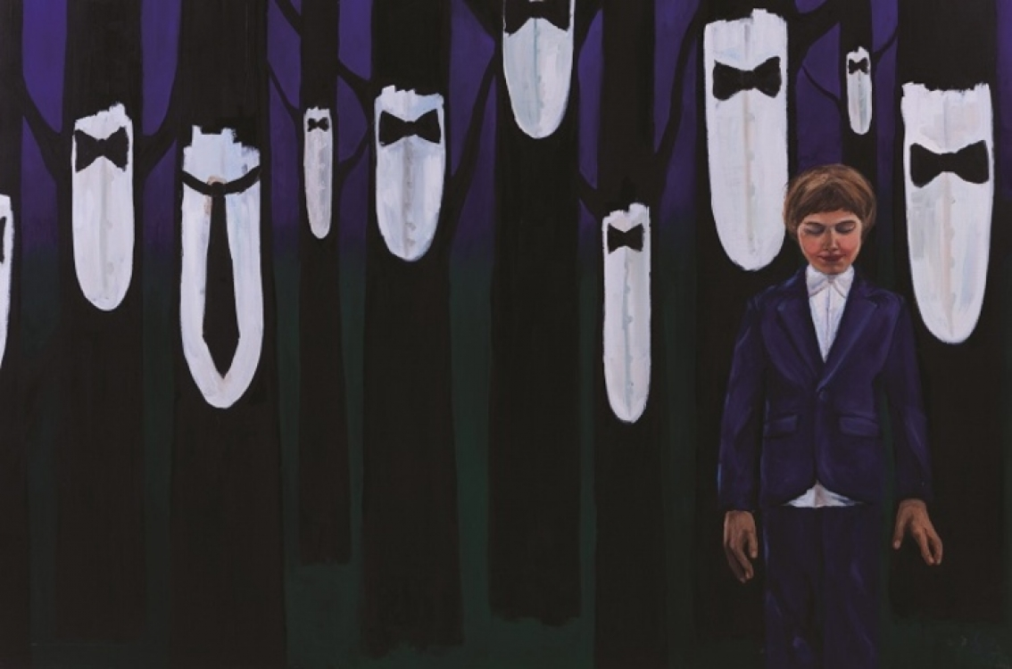 «Иллюм», масло, холст, 102 x 152 см, 2013