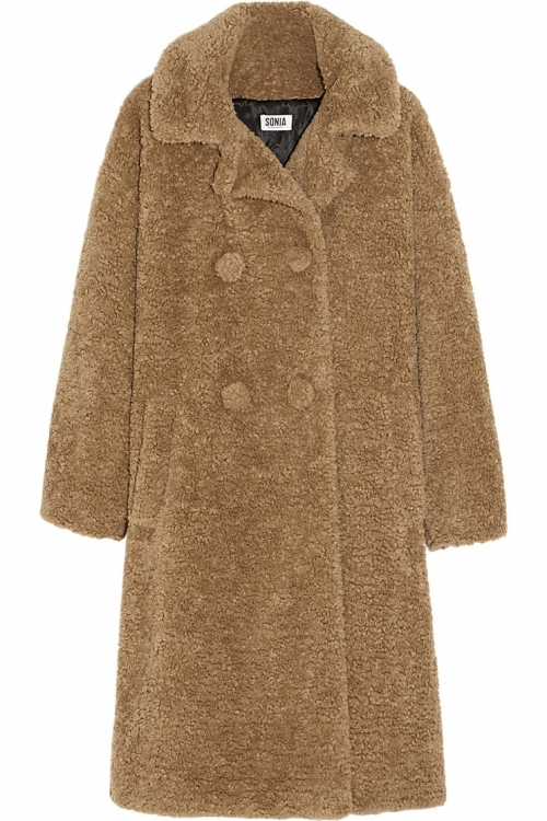 Пальто из искусственной овчины, Stella McCartney