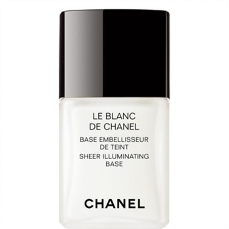 База под макияж, придающая сияние, Le Blanc De Chanel