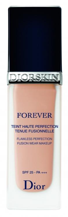 Устойчивый полуматовый тональный крем Diorskin Forever