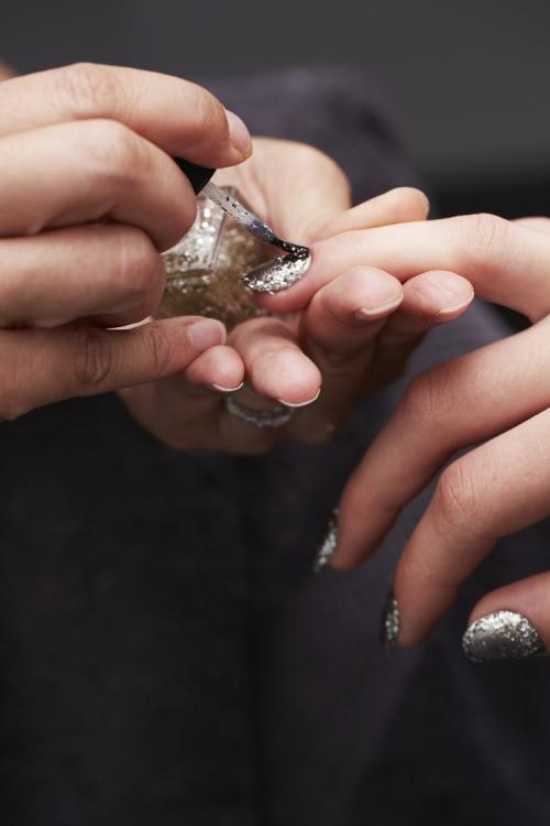 Givenchy, за кулисами съемки осенне-зимней коллекции макияжа