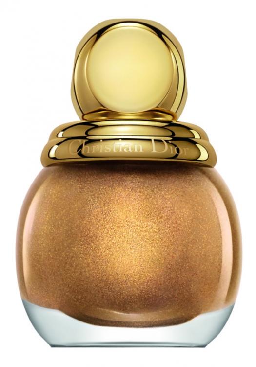 Лак Diorific Vernis, №241 Gold Equinoxe, Dior