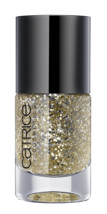 Верхнее покрытие Gold Leaf Topcoat, Catrice