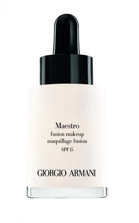 |Тональное средство Giorgio Armani Maestro Winter Glow