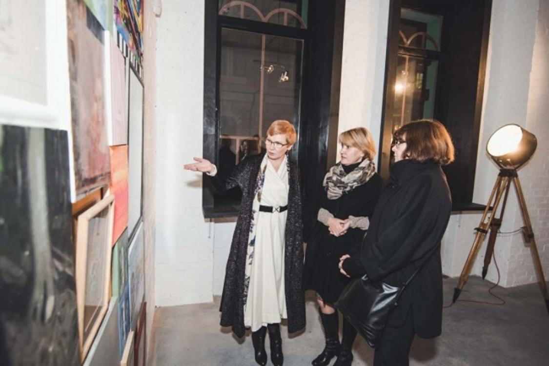 Людмила Березницкая с гостями