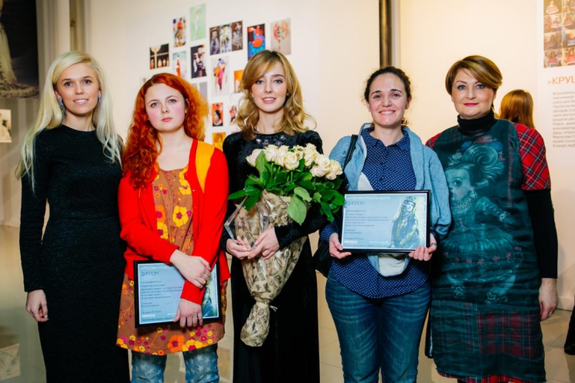 Ярослава Гресь, Мария Крутоголов, Дарья Миколенко, Елена Лондон, Ирина Данилевская