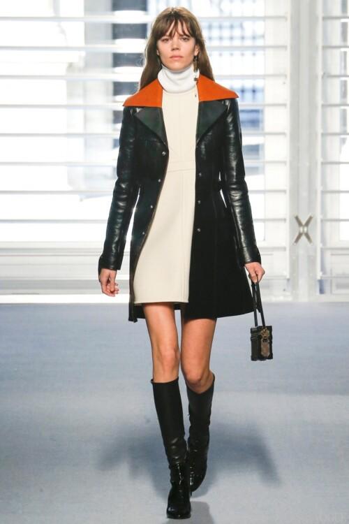 Первая коллекция Николя Жескьера для Louis Vuitton