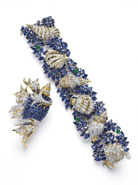 Брошка Tiffany & Co., 1957