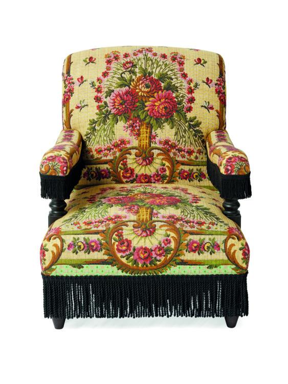 Кресло из новой коллекции Gucci Décor