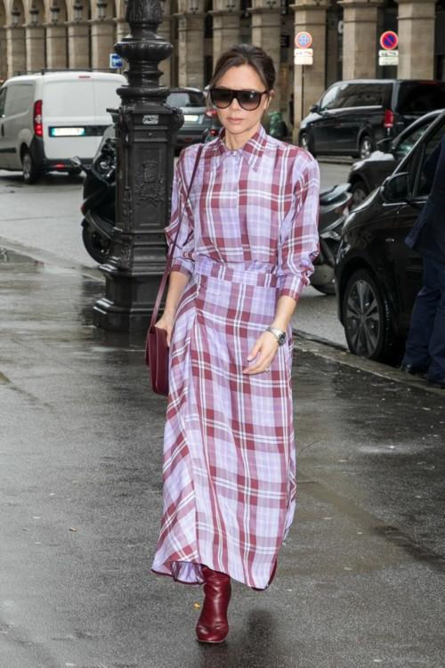 Юбка и блузка Victoria Beckham