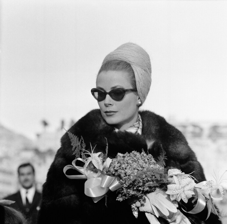Грейс Келли, 1962