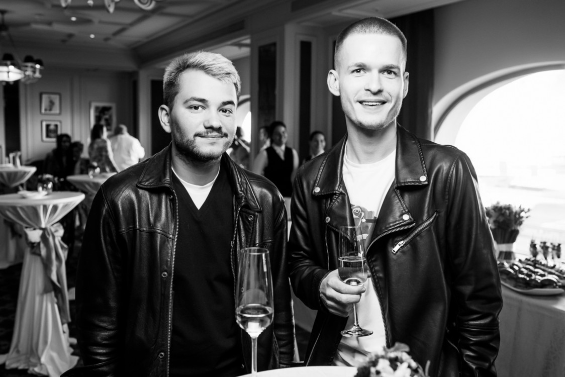 Иван Фролов и Александр Пантелеев